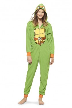 Teenage Mutant Ninja Turtles Onesie TMNT Pajamas