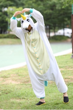 Unicorn Jumpsuit Animal Costumes