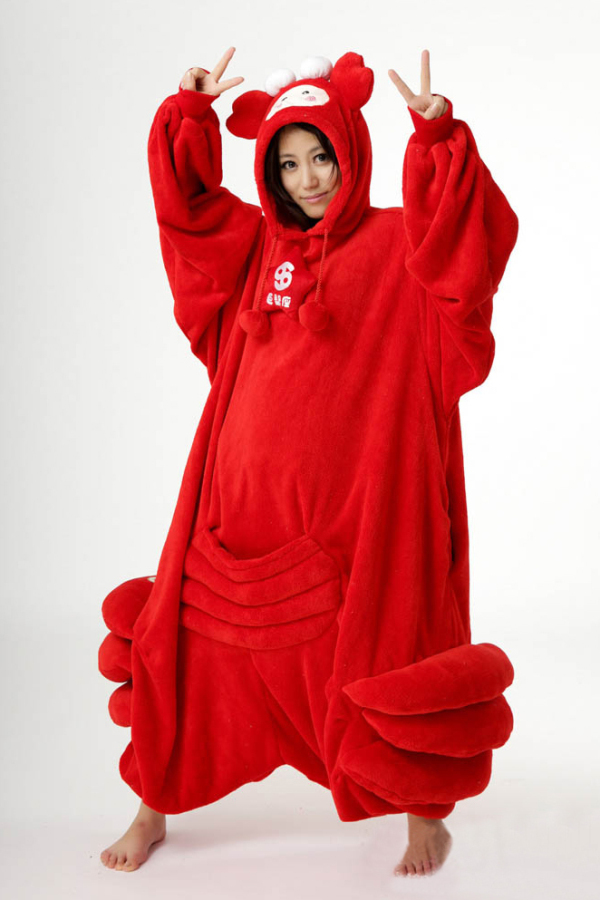 aa5da535239e Zodiac Sign Cancer Onesie - 4kigurumi.com