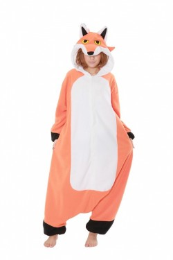 Nick Wilde Fox Kigurumi Zootopia Animal Onesies