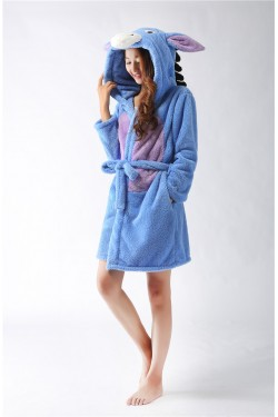 Eeyore Kigurumi Bathrobe 2015 Christmas Robes