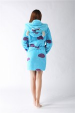 Monsters Inc. Sulley Kigurumi Bathrobe 2015 Christmas Robes
