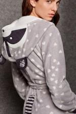 Raccoon Kigurumi Bathrobe 2016 Animal Robes