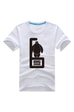 Big Hero 6 Baymax Fourth T-shirt