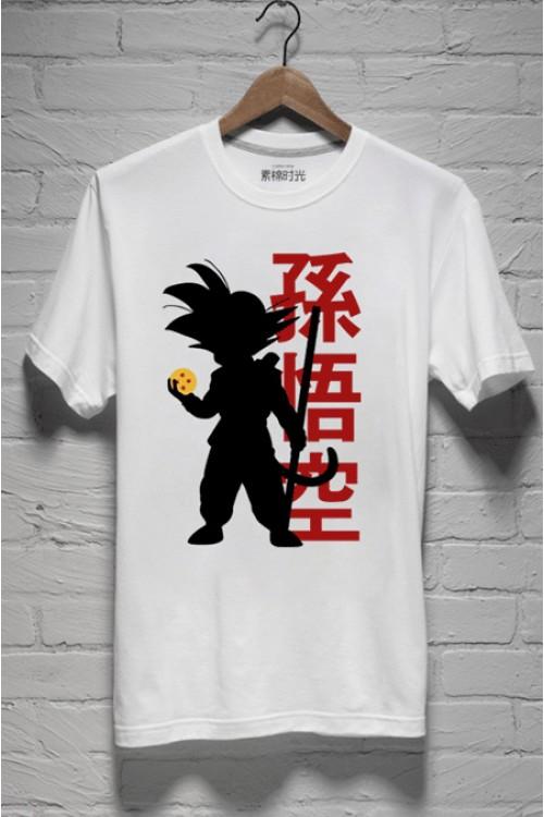 Dragon Ball Goku Chinese Style T-shirt