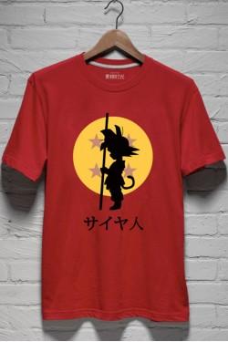 Dragon Ball Goku Japanese Style T-shirt