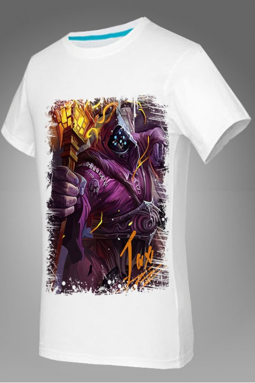 Jax LOL Game Hot T-shirt