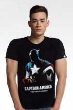 Avengers: Age of Ultron Captain America T-Shirt