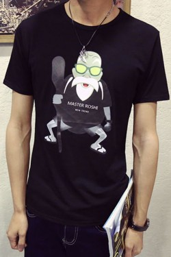 Dragon Ball Master Roshi T-shirt