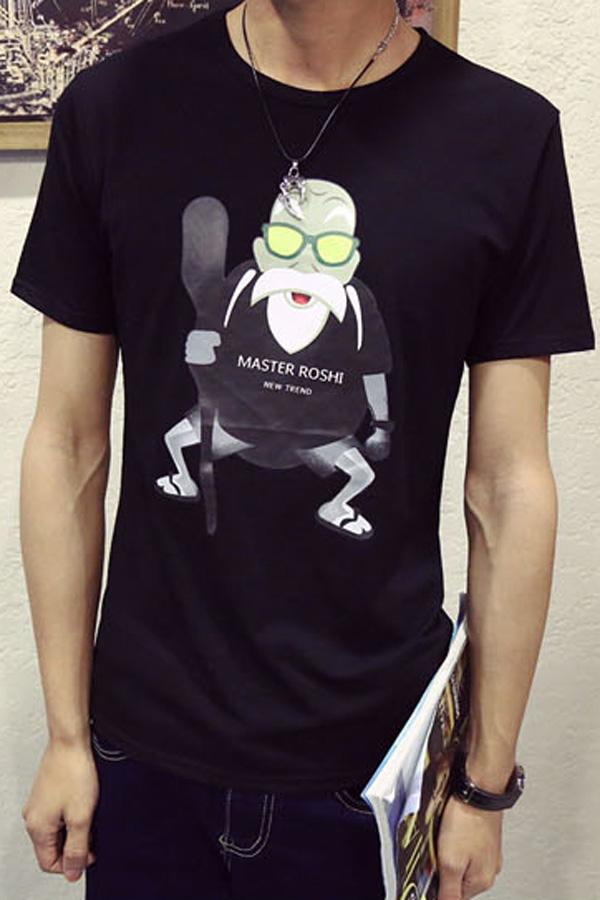 32ff7f698 Dragon Ball Master Roshi T-shirt - 4kigurumi.com