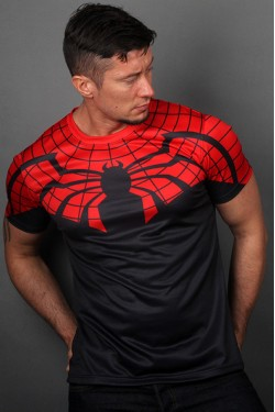 Spider-Man 3D Fashion T-Shirt