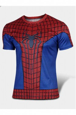 Spider-Man Hot Fashion T-Shirt